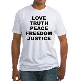 T-shirt met je eigen gekozen tekst