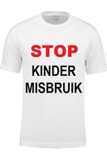 T-Shirt mit dem personalisierten Druck
