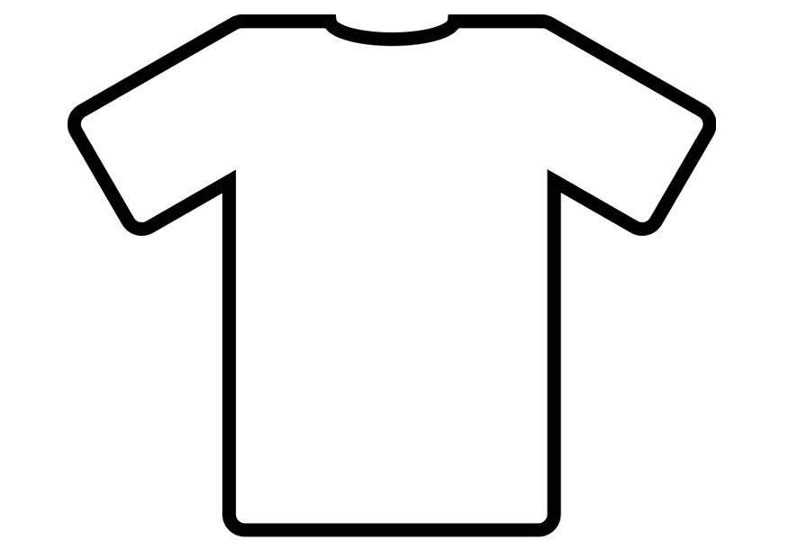T-shirt med personlig udskrivning - Copy