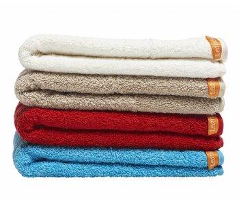 Leander Handtuch für Wickelunterlage, tango (2er-Pack)