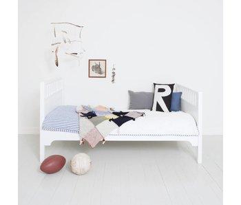 Oliver Furniture Junior- und Kinderbett 90 x 160 cm, weiß