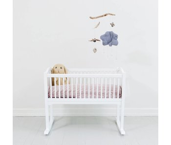 Oliver Furniture Wiege, weiß