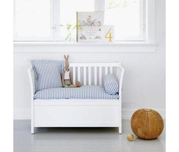 Oliver Furniture Truhenbank, weiß