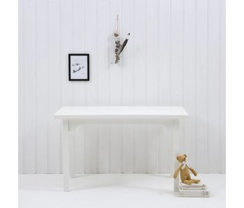 Oliver Furniture Tisch rechteckig, weiß
