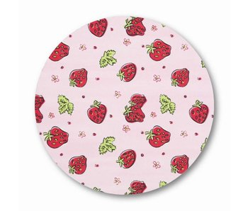 LIFETIME Stoff Strawberries Design