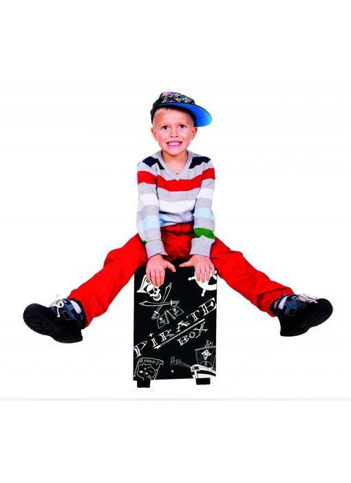 baff Musikmöbel Kindertrommelhocker, 38 cm Sitzhöhe