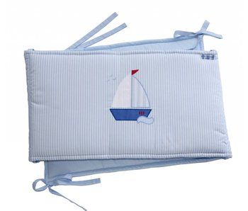 Annette Frank Bettnest Baby Segelboot
