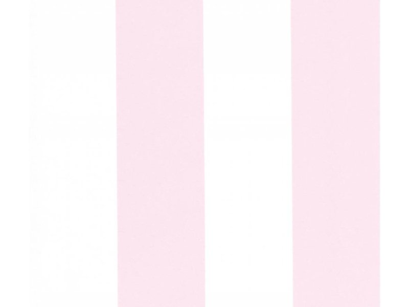 Annette Frank Tapete Maxistreifen 13,2 cm rosa