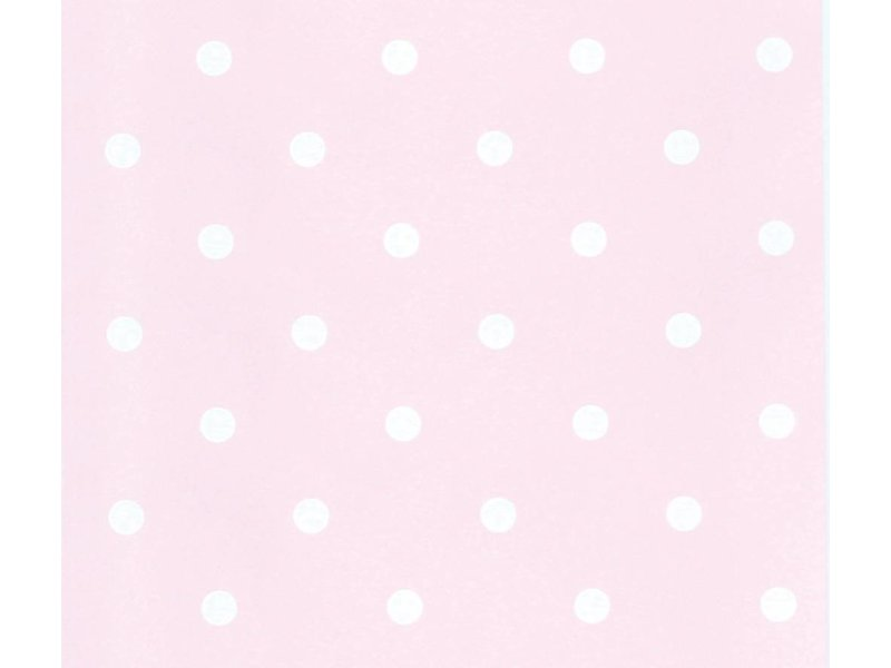 Annette Frank Tapete Tapete rosa-weiss