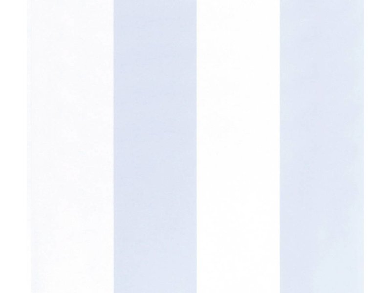 Annette Frank Tapete Maxistreifen 13,2 cm hellblau