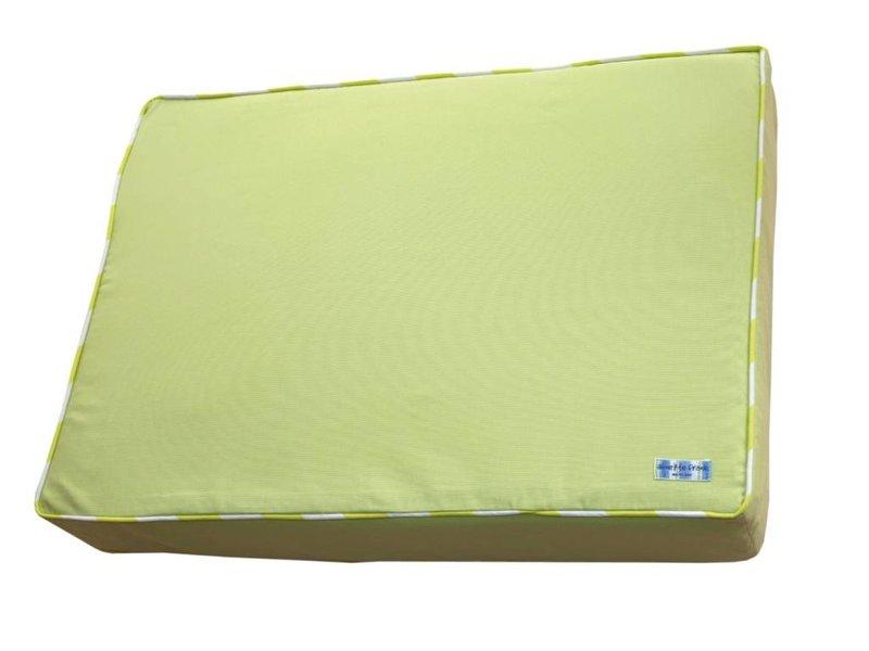 Annette Frank Matratze grün 50 x 70 cm