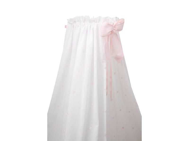 Annette Frank Himmel für Bettchen Etoile rosa 160 cm