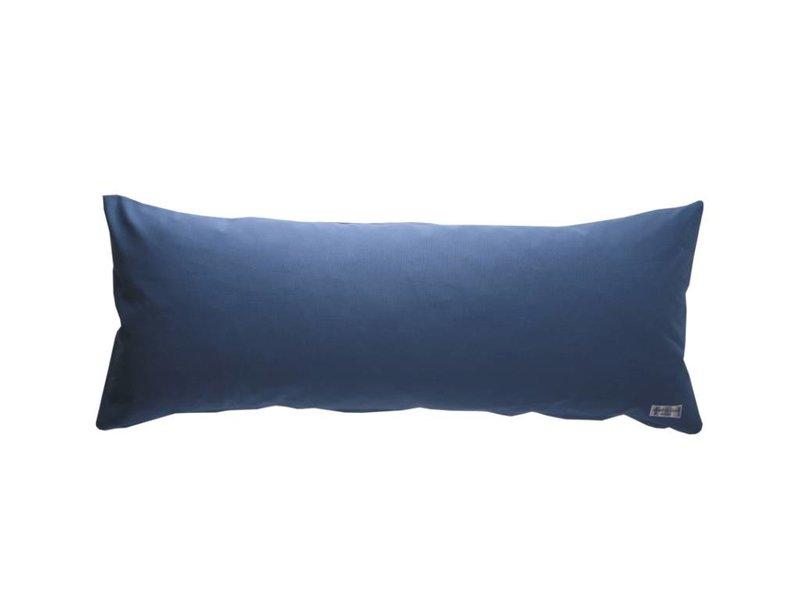 Annette Frank Sofakissen dunkelblau 40 x 100 cm