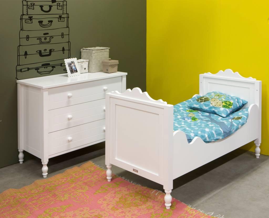 bopita cot bett belle 70 x 140. Black Bedroom Furniture Sets. Home Design Ideas