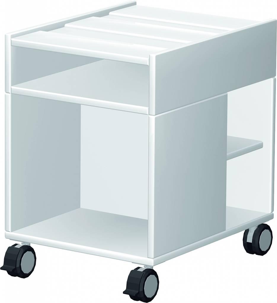 haba matti rollcontainer weiss f r schreibtisch. Black Bedroom Furniture Sets. Home Design Ideas