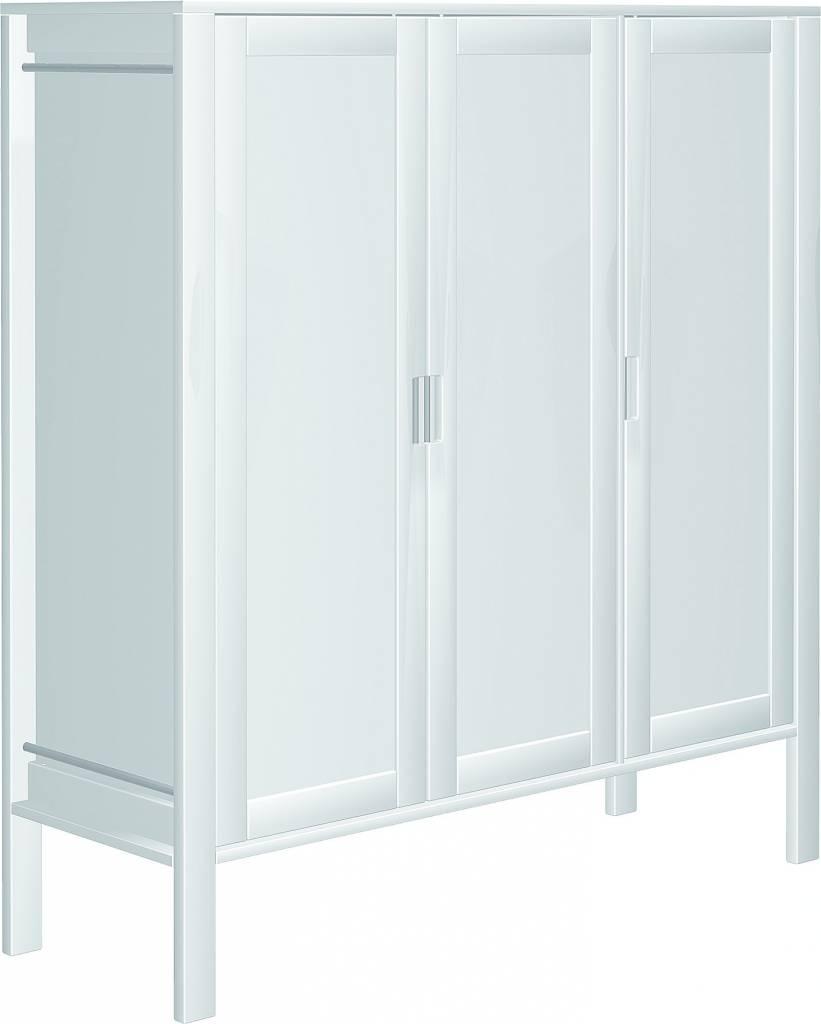 haba matti schrank 3 t rig weiss. Black Bedroom Furniture Sets. Home Design Ideas