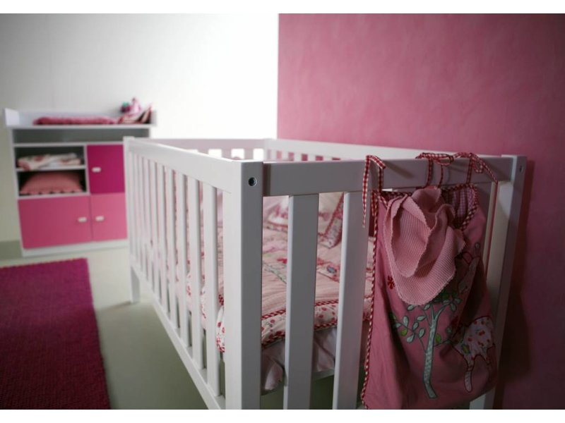 De Breuyn debe.detail Babybett Buche / Farbe