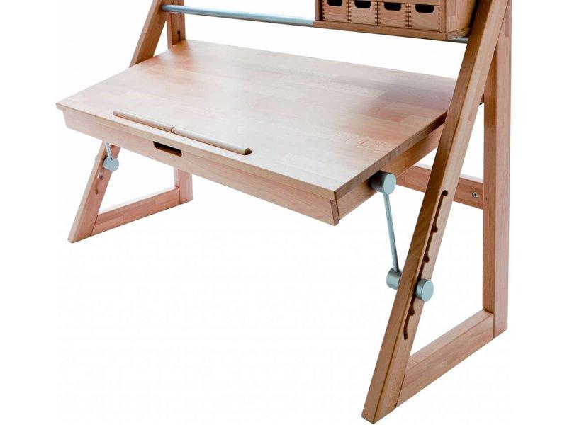 haba matti schreibtisch anderson wei. Black Bedroom Furniture Sets. Home Design Ideas