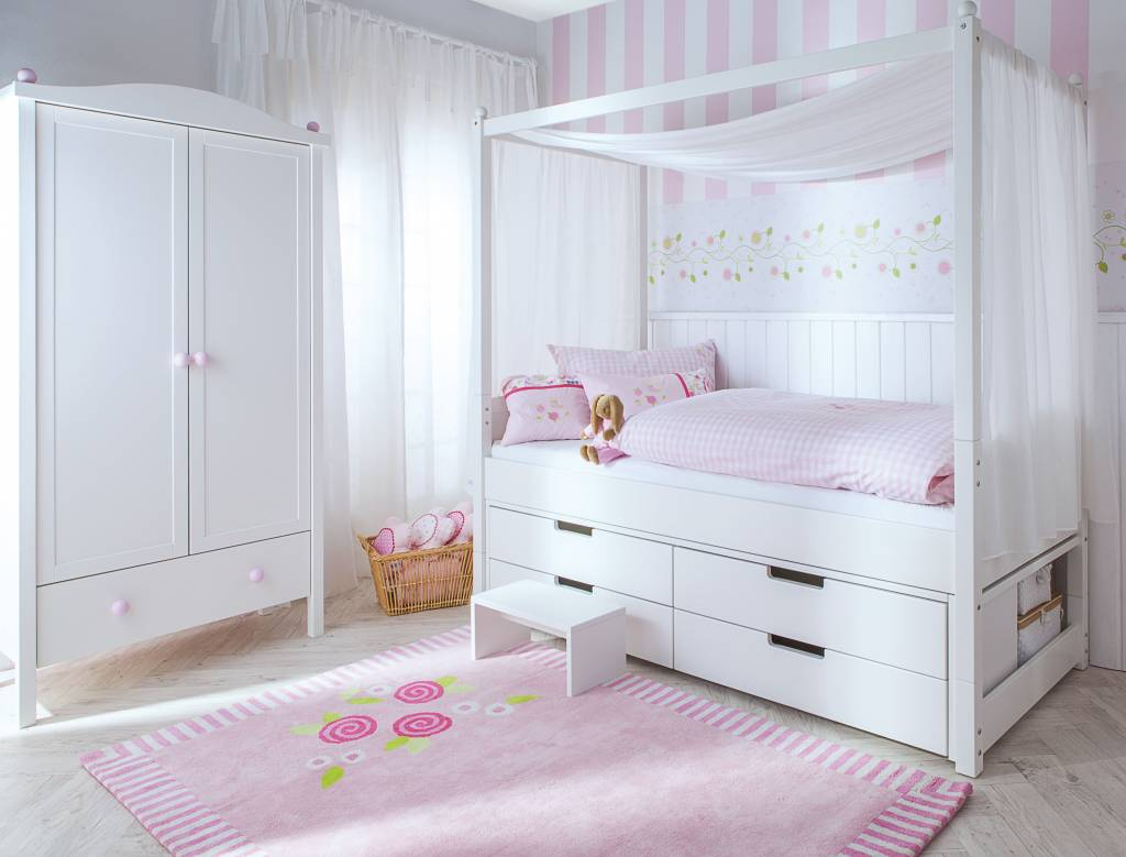 teppich rosa vintage teppich mit klassischem muster in pastell inspiration else rosa teppich. Black Bedroom Furniture Sets. Home Design Ideas
