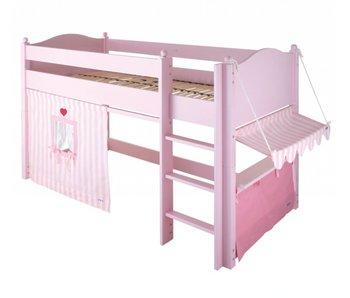 Annette Frank Spielbett Kaufladen rosa 90 x 200 cm