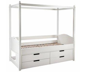 himmelbetten. Black Bedroom Furniture Sets. Home Design Ideas