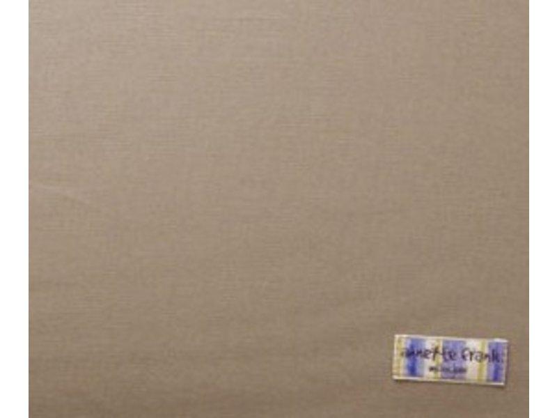 Annette Frank Rückwand Jugendhochbett Canvas braun 200 x 120 cm