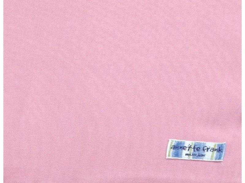 Annette Frank Rückwand Jugendhochbett Canvas rosa 200 x 120 cm