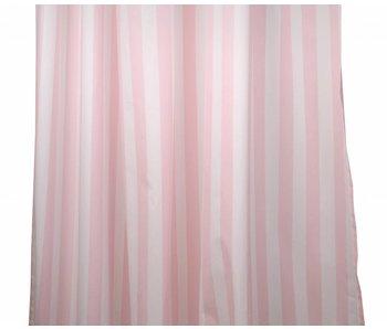 Annette Frank Vorhang Jugendhochbett Maxistreifen rosa 120 x 113 cm