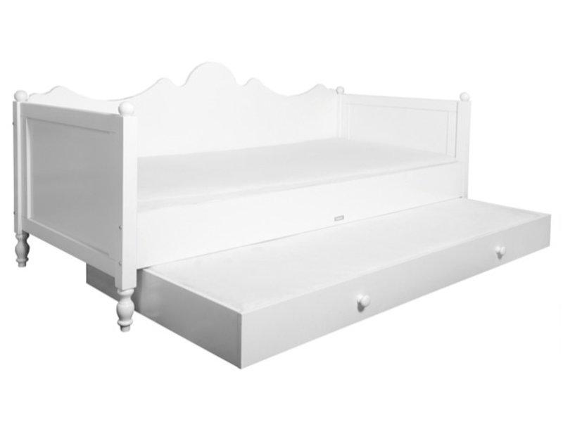 bopita bett schublade belle 90 x 200. Black Bedroom Furniture Sets. Home Design Ideas