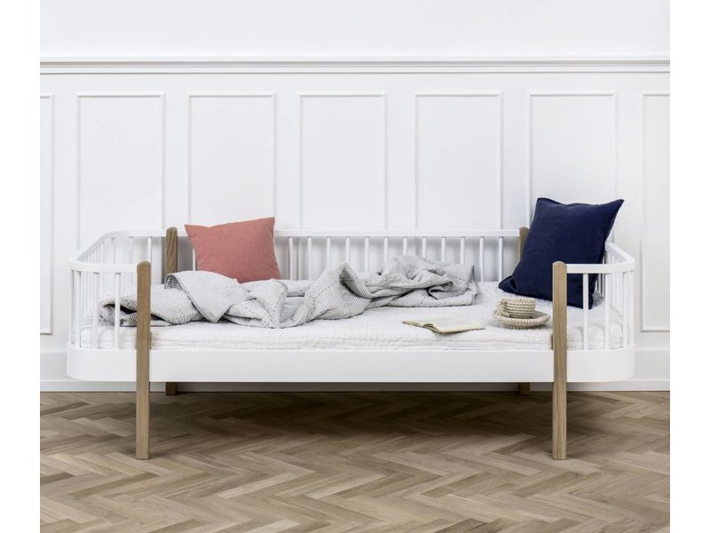 Etagenbett Oliver Furniture : Oliver furniture halbhohes hochbett mini wood collection eiche