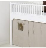 Oliver Furniture Vorhang Set Leinen Natur