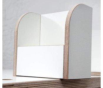 Pure Position Zettelbox T2 weiß