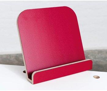 Pure Position Buchaufsteller T4 rot