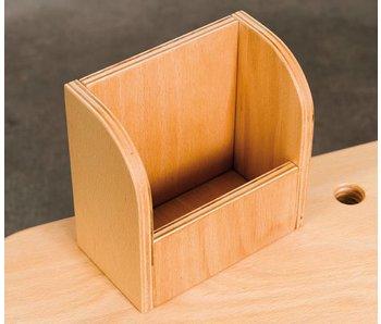 Pure Position Zettelbox T2 Buche Natur