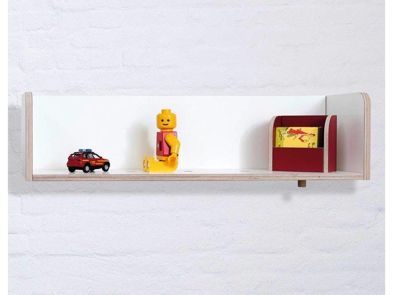 pure position regal 80 cm wei. Black Bedroom Furniture Sets. Home Design Ideas