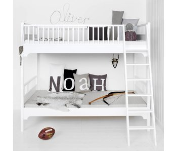 oliver furniture bett hochbett etagenbett seaside. Black Bedroom Furniture Sets. Home Design Ideas