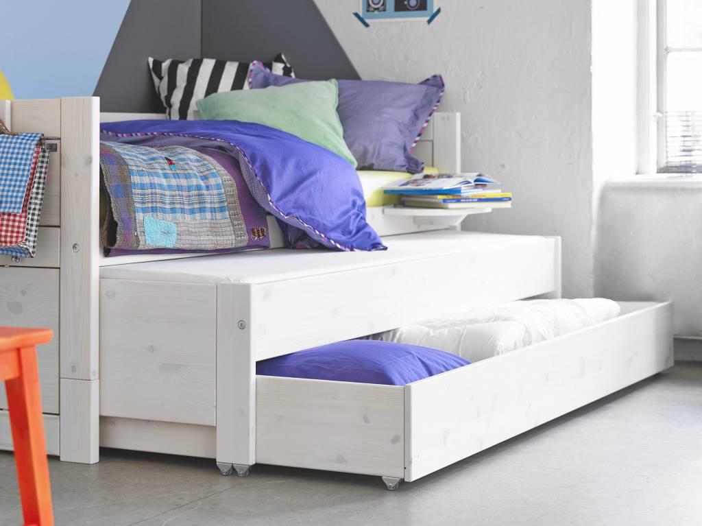 lifetime kojenbett mit g stebett und bettkasten. Black Bedroom Furniture Sets. Home Design Ideas