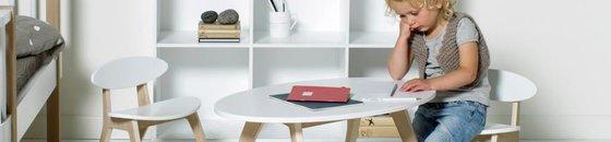 Tische + Sitzmöbel