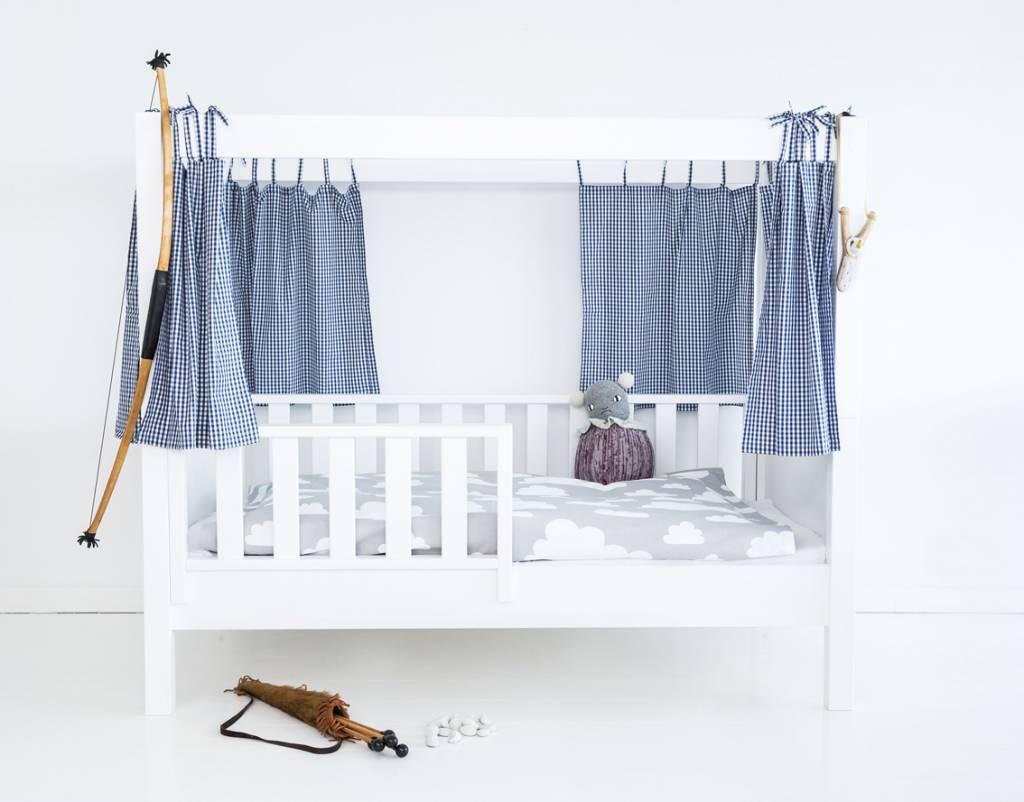 sanders fanny himmelbett 90 x 160 junior. Black Bedroom Furniture Sets. Home Design Ideas