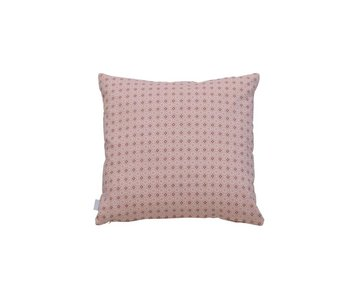 Oliver Furniture Kissen 40 x 40 rosa Muster
