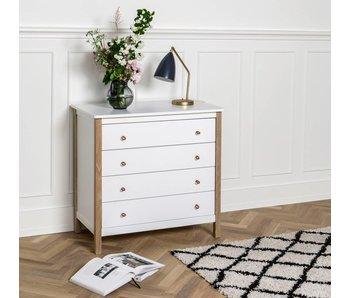 Oliver Furniture Wood Kommode, weiß