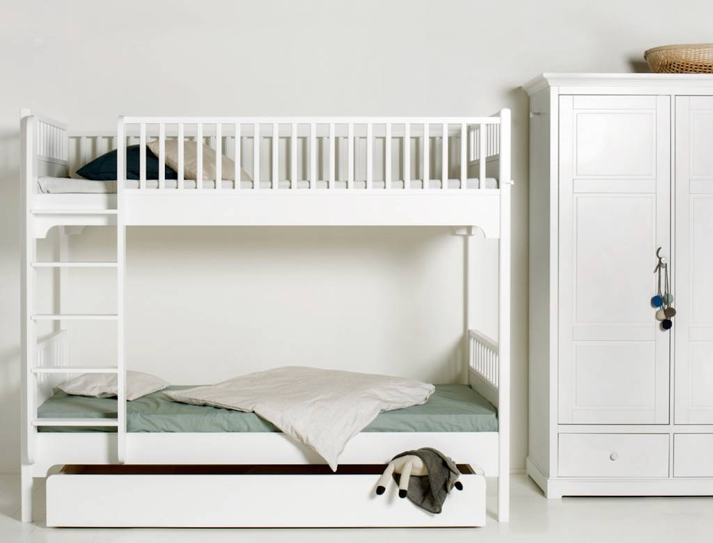Etagenbett Oliver Furniture : Oliver furniture gerade leiter etagenbett romy kindermoebel