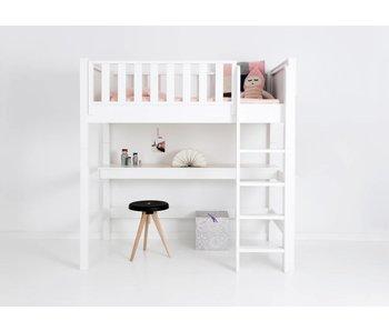sanders fanny hochbett 90 x 160 junior. Black Bedroom Furniture Sets. Home Design Ideas