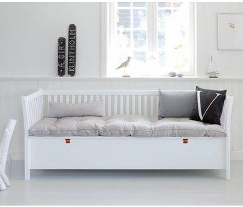 Oliver Furniture Truhenbank mit Sprossen groß, weiß