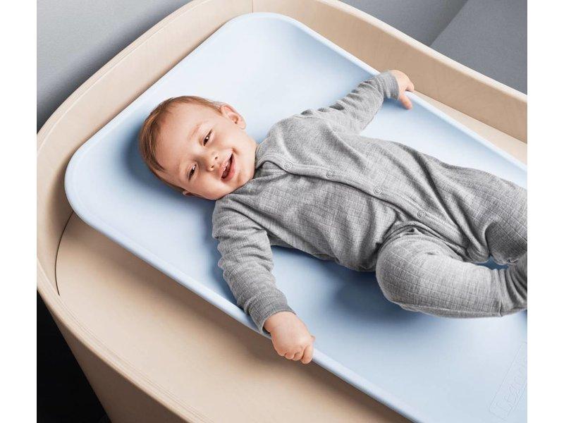 leander design wickelauflage matty blau. Black Bedroom Furniture Sets. Home Design Ideas
