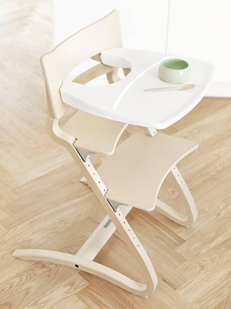 leander tablett f r hochstuhl grau. Black Bedroom Furniture Sets. Home Design Ideas