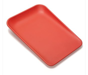 Leander Wickelauflage Matty rot /Sunset red