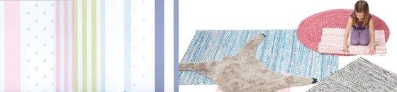 Tapeten+Teppiche