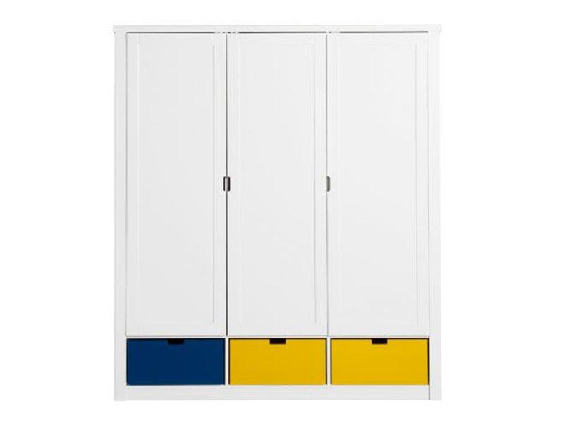 Bopita mix & match Kleiderschrank Luxe 3 Türen