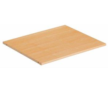 Haba Matti Einlegeboden für Kleiderschrank 3-türig rechts Buche